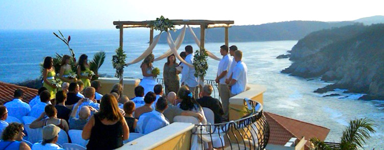 Las Palmas Huatulco Mexico Villas Casitas Weddings Groups Resort